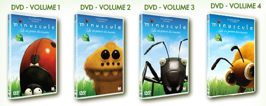 Minuscule VOL1 FRENCH DVDRiP XViD reda007 preview 1