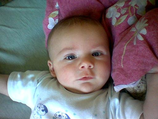 Quand j'ai les bleus bebe