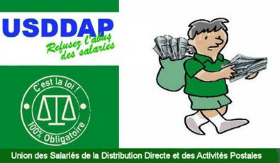 Les forums de l'Union des Salariés de la Distribution Directe et des Activités Postales