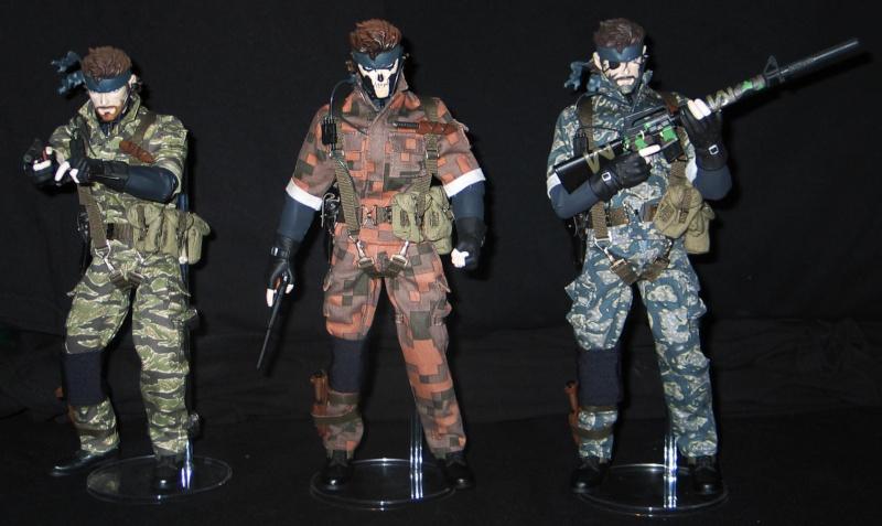 toyhaven: Kitbash 1:6 Metal Gear Solid Zombie Snake