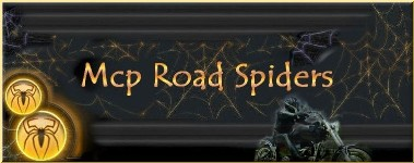 MCP ROAD SPIDERS  TILLET