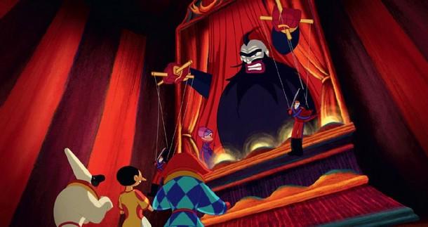 Pinocchio le film 2013 - Chat dans pinocchio ...