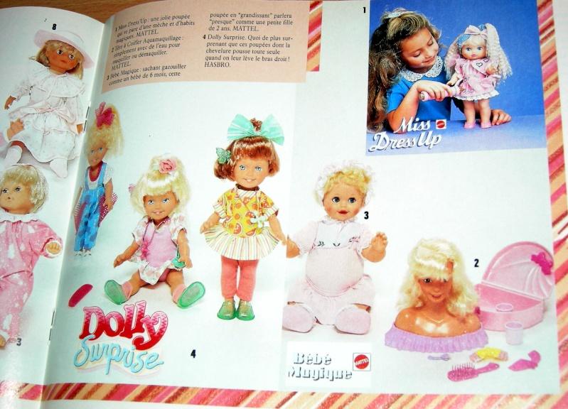 poupée fille 2 ans