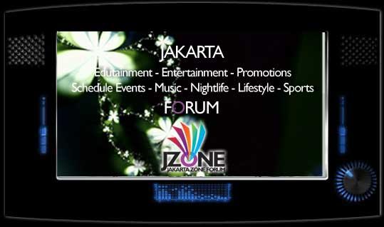 Jakarta Entertainments Forum