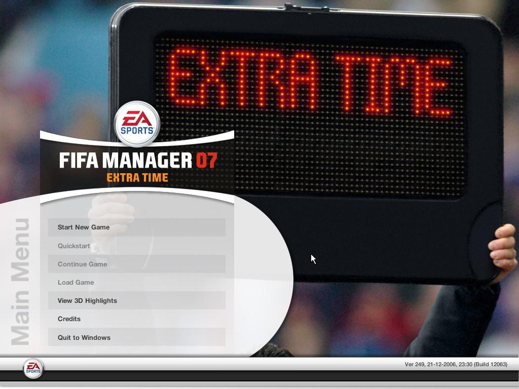 Студия EA SPORTS анонсировала аддон к футбольному менеджеру FIFA