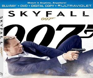 فيلم Skyfall 2012 BluRay مترجم نسخة بلوراي أصلية