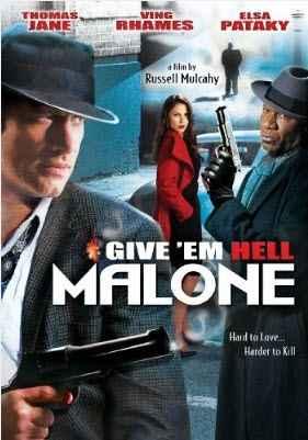 مترجم فيلم الأكشن Give Em Hell Malone 2009 DVDRiP