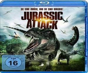 بإنفراد فيلم Jurassic Attack 2013 BluRay مترجم