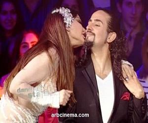 شاهد رقص وغناء هيفاء وهبي في رقص النجوم 13-1-2013