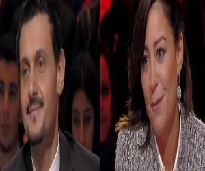 برنامج نورت حلقة رامز جلال ومنة شلبي 2013