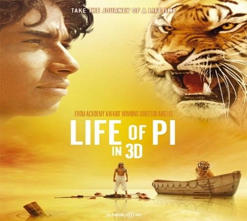 فيلم life of pi مترجم