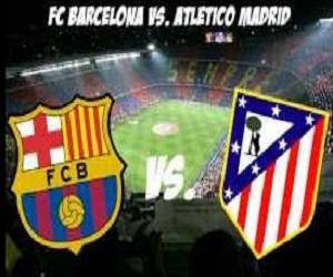 شاهد اهداف فوز برشلونة على اتلتيكو مدريد 4-1