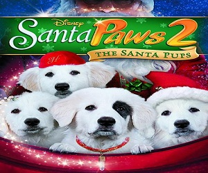 فيلم Santa Paws 2 The Santa Pups 2012 DVDrip مترجم ديفيدي