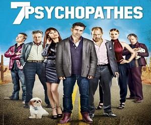 فيلم Seven Psychopaths 2012 مترجم بجودة دي في دي DVDrip