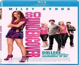 فيلم So Undercover 2012 BluRay مترجم بلوراي - مايلي سايروس