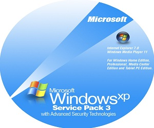 نسخة ويندوز Windows XP Professional SP3 January 2013