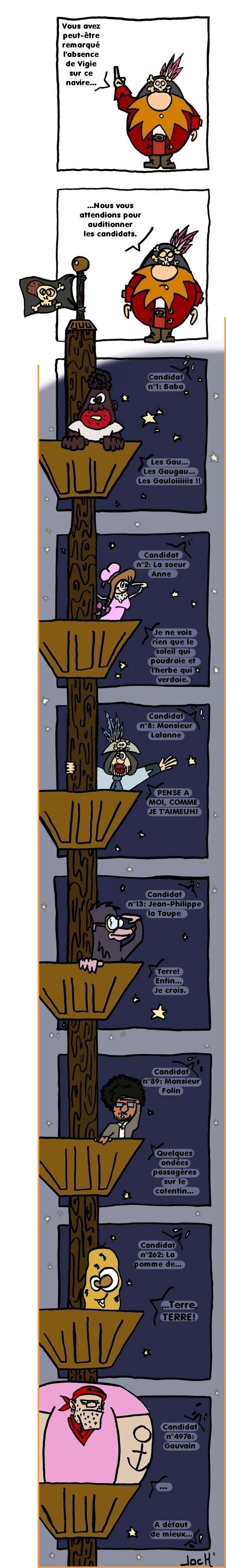 JocH' Strip n°6