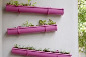 Goutiere jardiniere recup fleur - Fabriquer un jardin suspendu ...