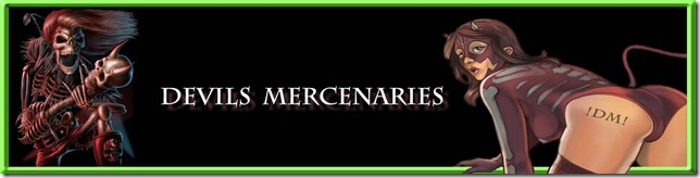 Devils Mercenaries And CHAOS Alliance on Vega