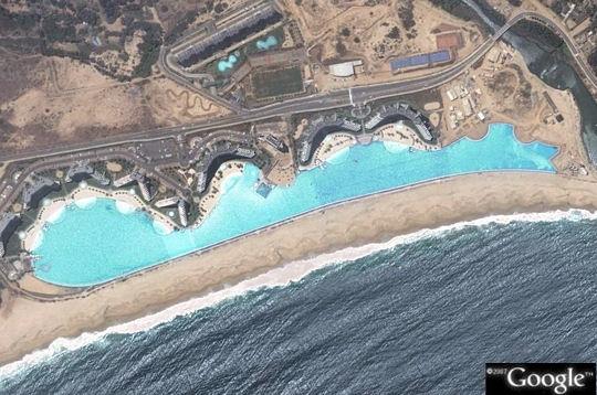 La plus grande piscine du monde for Piscine la plus proche