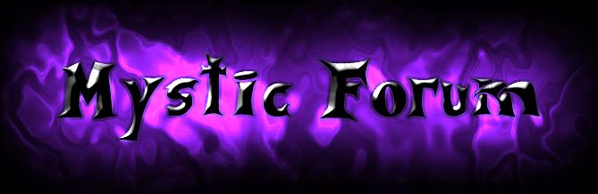 The Mystic Forum