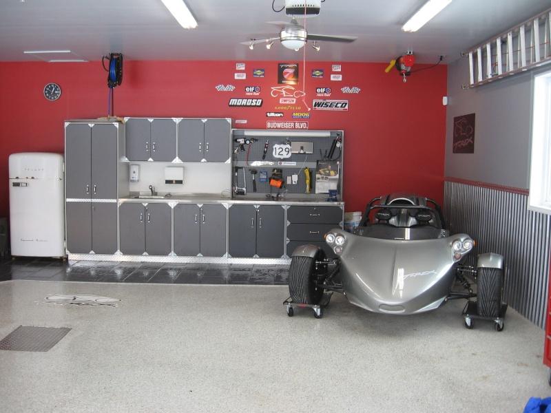 Int rieur garage for Interieur garage