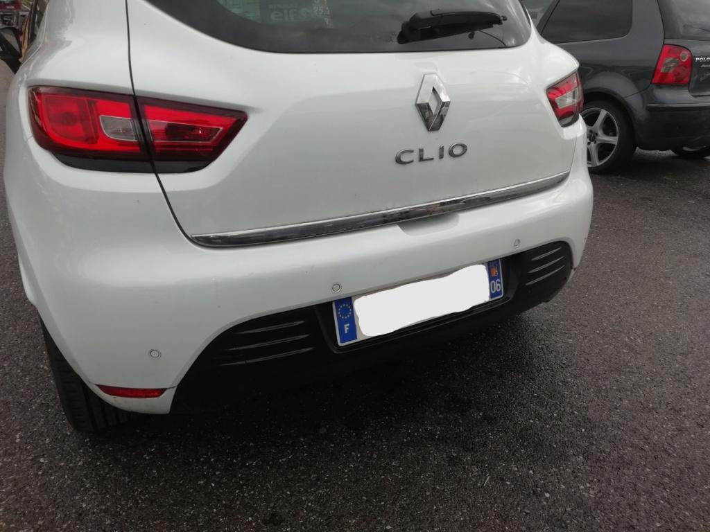 4rs Infos Pare Chocs Arriere Clio Rs Concept