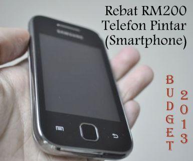 Terkini Model Telefon Yang Mendapat Rebat RM200 Telefon Pintar Belia