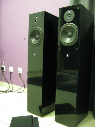 Audio Pro Black Diamond V1 Speaker Used