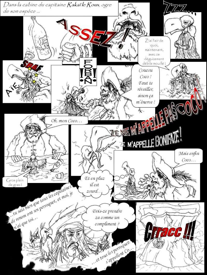 Aventures maritimes... dans Les ogres pirates image110