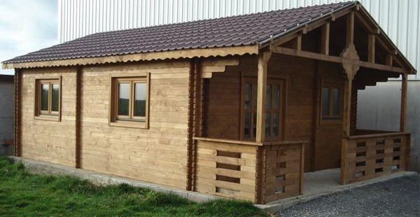 Compagnie des chalets nos produits et services for Cout agrandissement maison 30m2