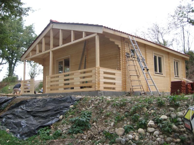 maison en kit bois maroc ventana blog. Black Bedroom Furniture Sets. Home Design Ideas