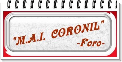 Foro M.A.I. Coronil