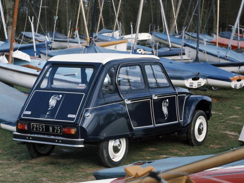 Citroën Dyane Caban