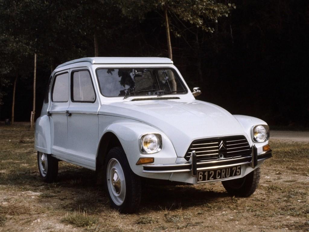 Citroën Dyane - 1980