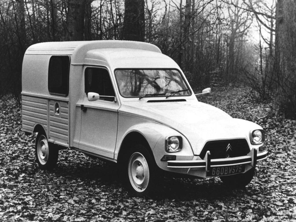 Citroën Acadiane
