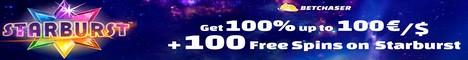 Betchaser Casino $/€10 no deposit bonus $/€200 bonus