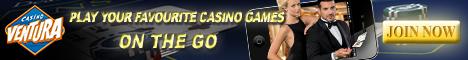 Casino Ventura And Mobile 100% Bonus welcome bonus