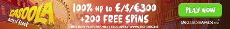 Casoola Casino $/€1500 Bonus + 200 Free Spins