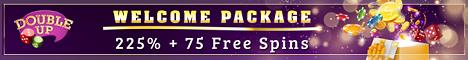 Double Up Casino 10 Free Spins no deposit bonus exclusive