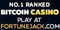 FortuneJack Casino 25 Tours Gratuits Bonus sans dépôt