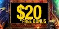 Lucky Creek Casino $20 No Deposit Bonus