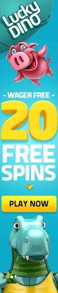 Microgaming LuckyDino Casino 20 Free Spins no deposit bonus