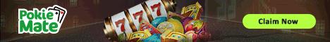 Pokie Mate Casino 20 free spins no deposit bonus $2500 Bonus + 100 Free Spins