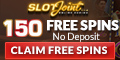 Microgaming and NetEnt SlotJoint Casino 150 Free Spins no deposit bonus