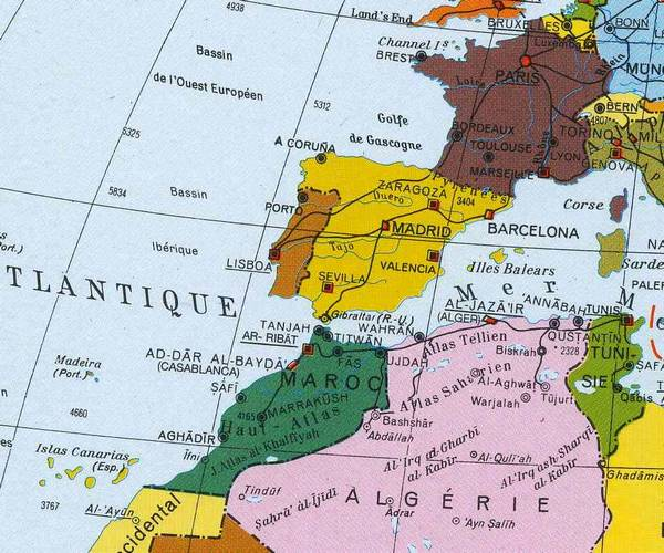 voyage maroc france