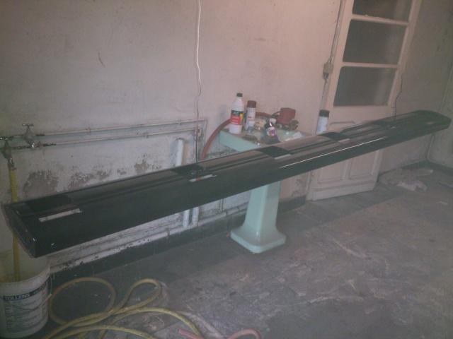 fabrication d 39 une rampe d 39 eclairage. Black Bedroom Furniture Sets. Home Design Ideas
