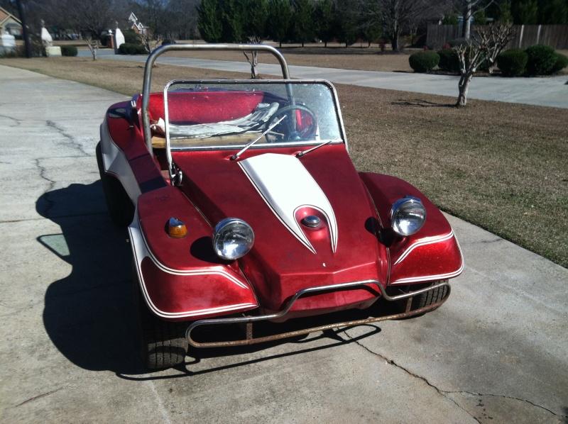 1968 Allison Daytona Dune Buggy