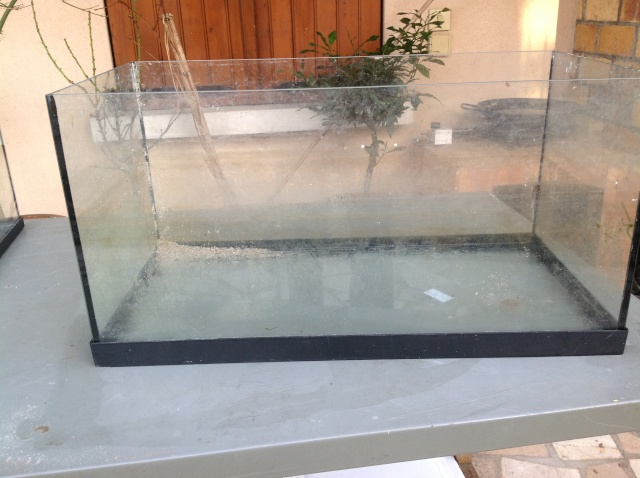 Vend aquarium rio 180 cuve nue prix mini 92 78 for Vend aquarium