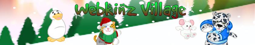 Webkinz Village